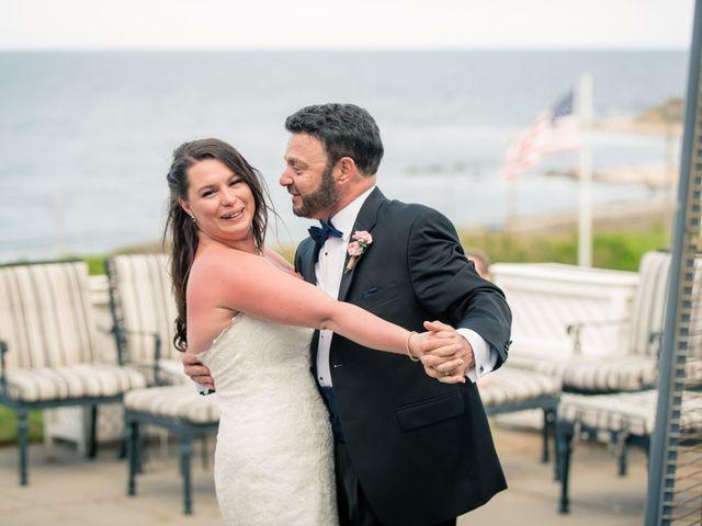 Brian and Laura's Wedding in Block Island, Rhode Island 45