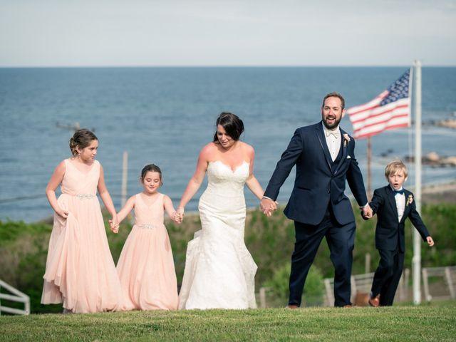 Brian and Laura's Wedding in Block Island, Rhode Island 48