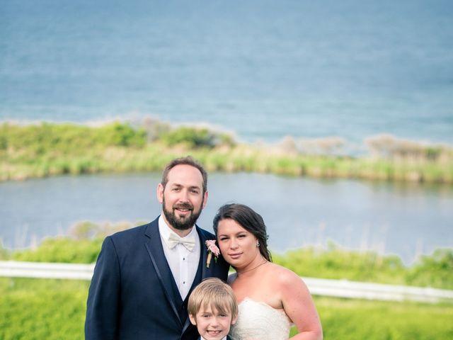 Brian and Laura's Wedding in Block Island, Rhode Island 50