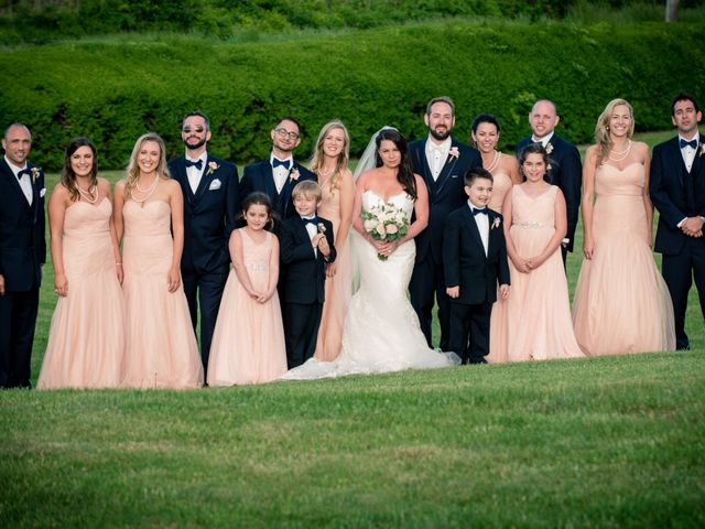Brian and Laura's Wedding in Block Island, Rhode Island 51