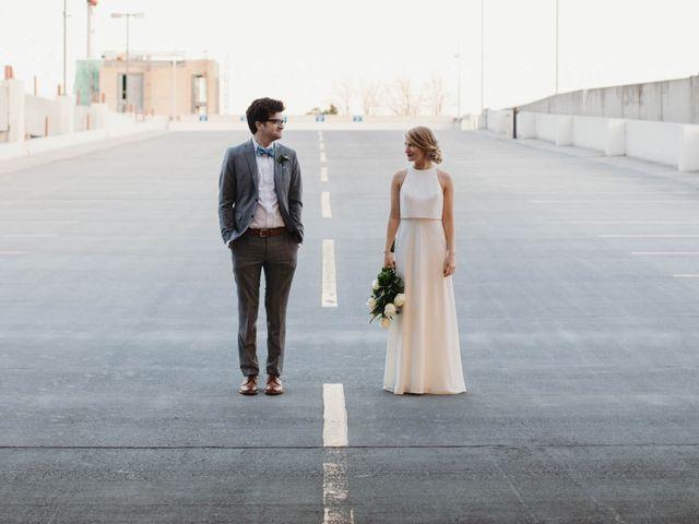 The wedding of Caitlyn and John