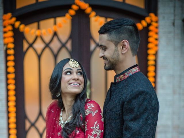 Pujush and Amrita's Wedding in Bridgewater, New Jersey 3