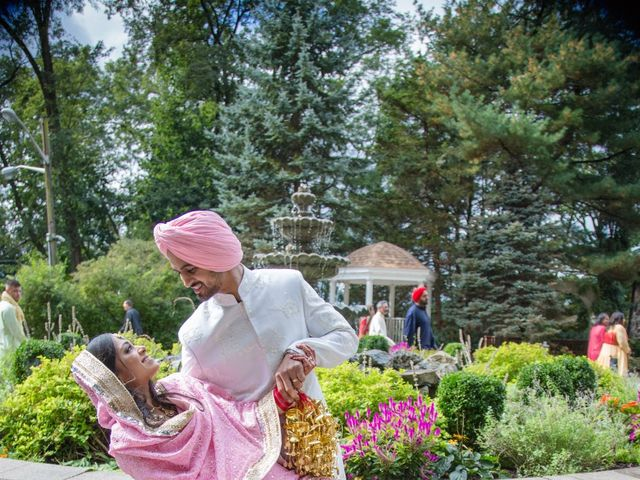 Pujush and Amrita's Wedding in Bridgewater, New Jersey 8