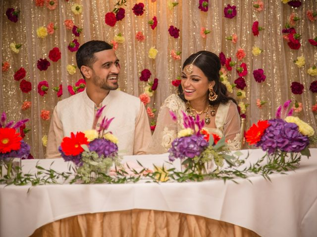 Pujush and Amrita's Wedding in Bridgewater, New Jersey 10