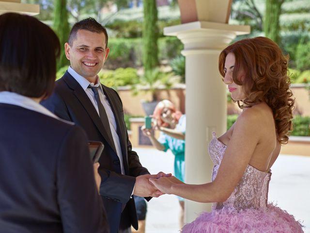 Roland and Kinga's Wedding in Las Vegas, Nevada 4