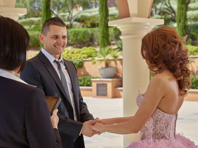 Roland and Kinga's Wedding in Las Vegas, Nevada 5