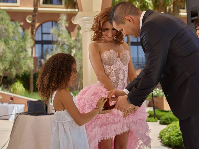 Roland and Kinga's Wedding in Las Vegas, Nevada 7