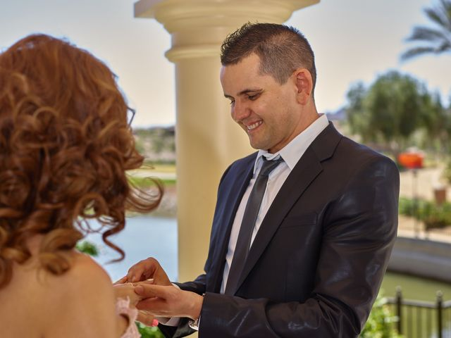 Roland and Kinga's Wedding in Las Vegas, Nevada 10