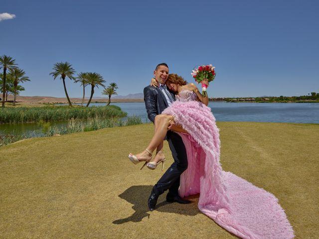 Roland and Kinga's Wedding in Las Vegas, Nevada 14