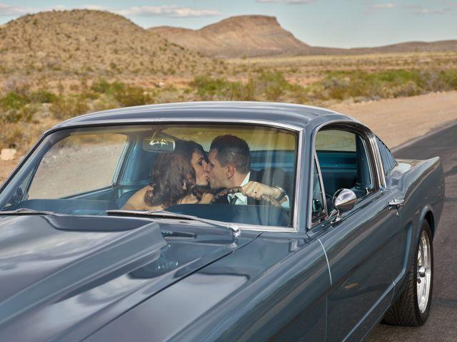 Roland and Kinga's Wedding in Las Vegas, Nevada 19
