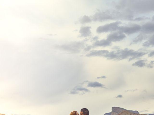 Roland and Kinga's Wedding in Las Vegas, Nevada 23