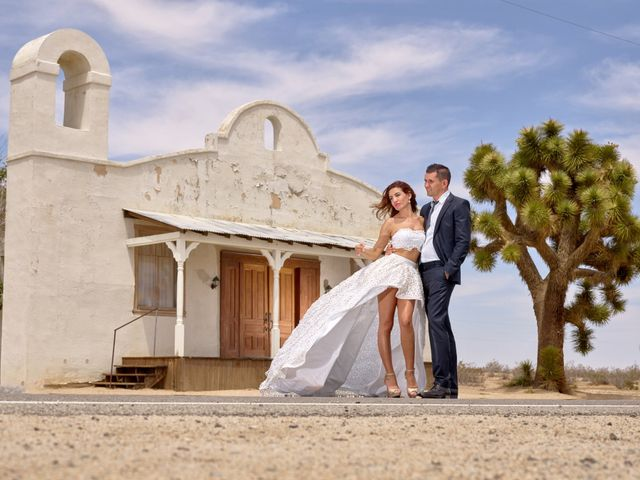 Roland and Kinga's Wedding in Las Vegas, Nevada 26