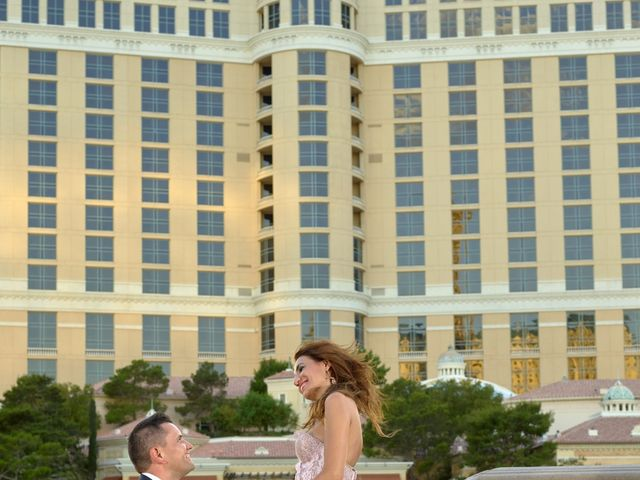 Roland and Kinga's Wedding in Las Vegas, Nevada 44