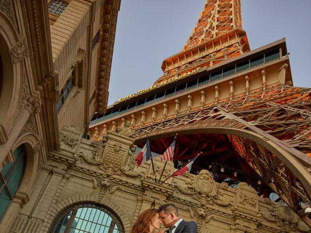 Roland and Kinga's Wedding in Las Vegas, Nevada 47