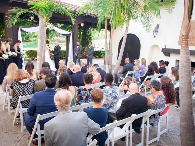 Jacob and Brianna's Wedding in Fallbrook, California 3