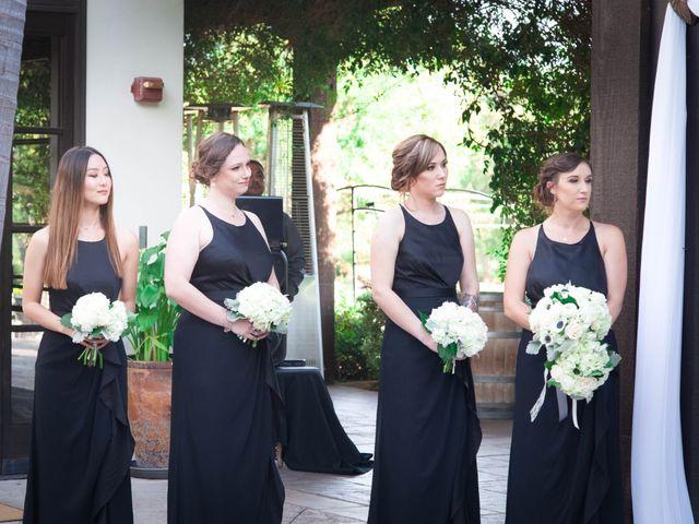 Jacob and Brianna's Wedding in Fallbrook, California 7