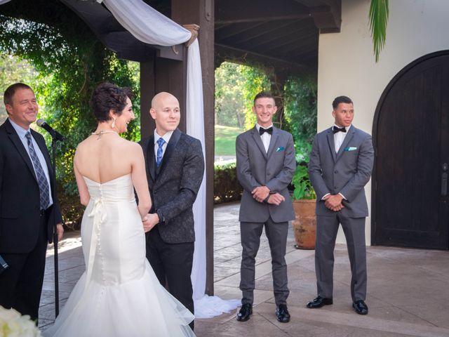 Jacob and Brianna's Wedding in Fallbrook, California 8