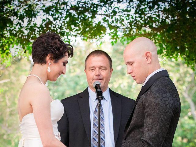 Jacob and Brianna's Wedding in Fallbrook, California 9