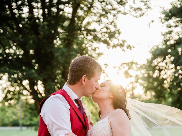 Nick and Kendra's Wedding in Grand Rapids, Ohio 2