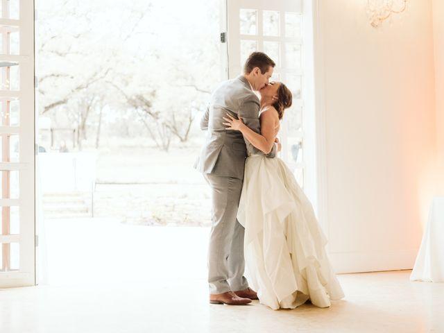 The wedding of Corinne and Robert