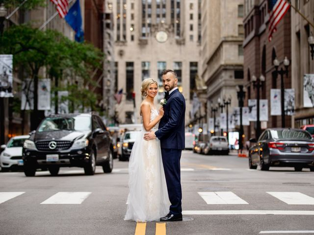 Kelsey and Adam's Wedding in Chicago, Illinois 4