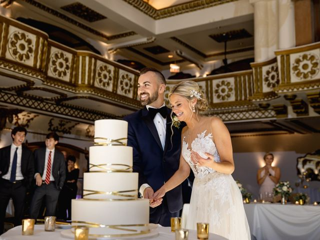 Kelsey and Adam's Wedding in Chicago, Illinois 9