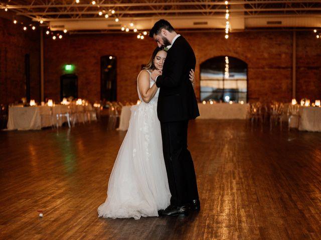 Breanna and Austin's Wedding in Dallas, Texas 4