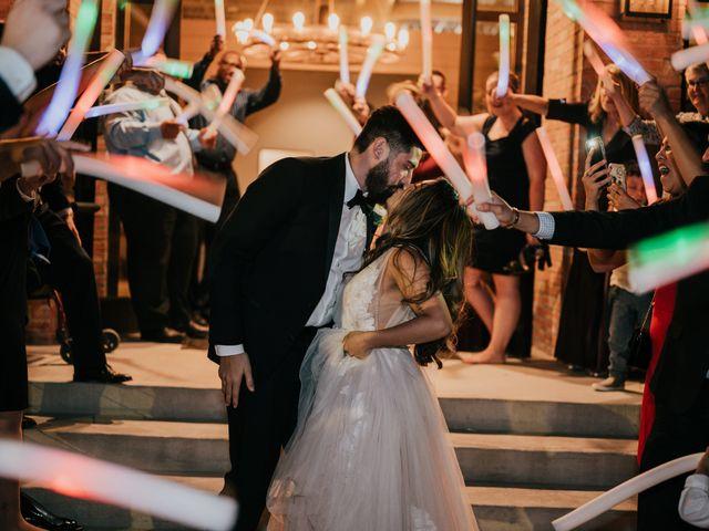 Breanna and Austin's Wedding in Dallas, Texas 5