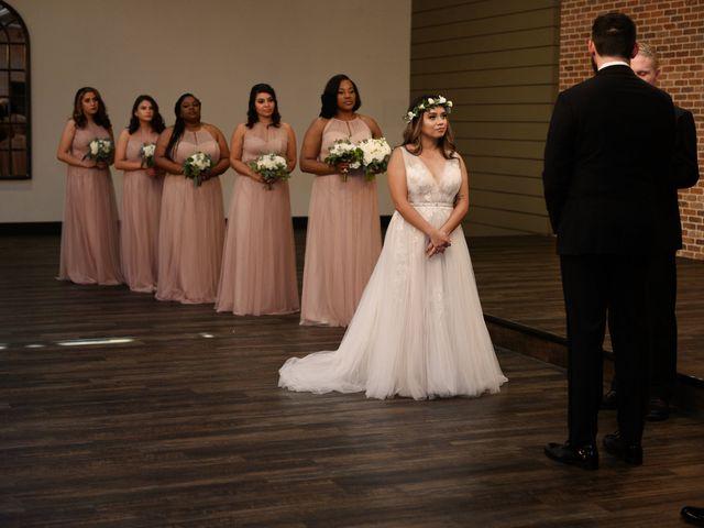Breanna and Austin's Wedding in Dallas, Texas 8