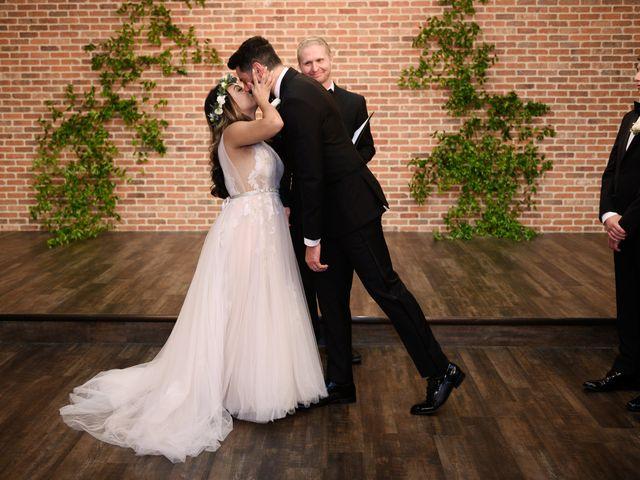 Breanna and Austin's Wedding in Dallas, Texas 9