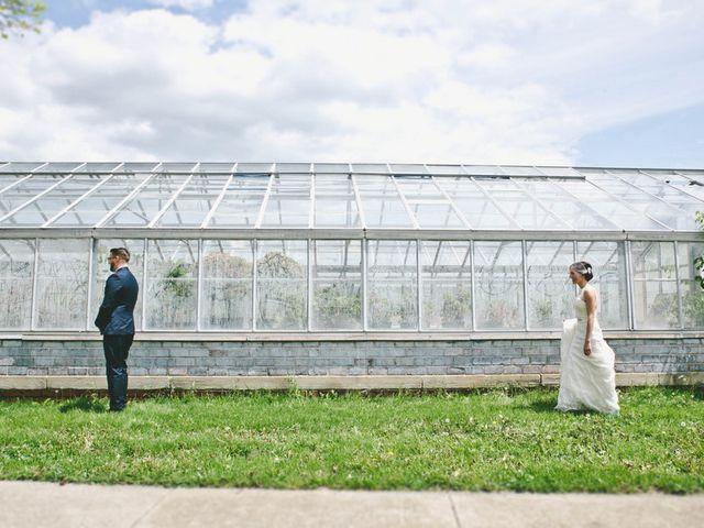 Ariel and Corey's Wedding in Detroit, Michigan 4