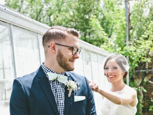 Ariel and Corey's Wedding in Detroit, Michigan 5