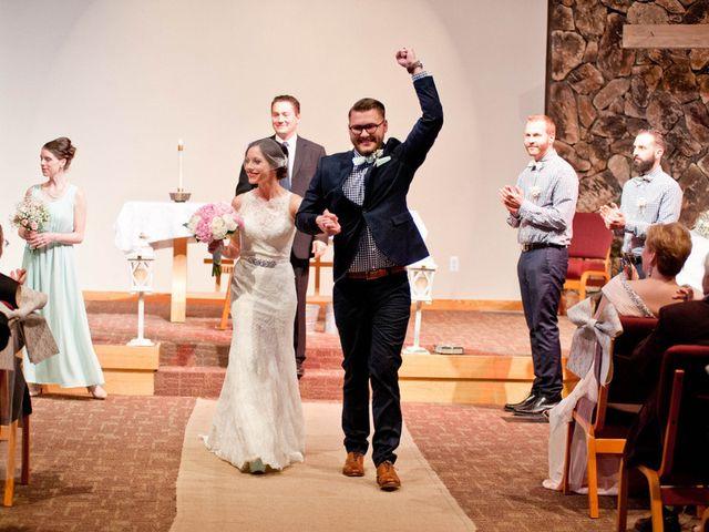 Ariel and Corey's Wedding in Detroit, Michigan 19