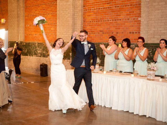 Ariel and Corey's Wedding in Detroit, Michigan 27