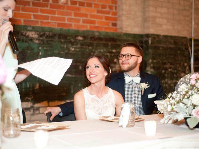 Ariel and Corey's Wedding in Detroit, Michigan 30