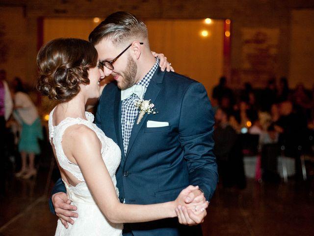 Ariel and Corey's Wedding in Detroit, Michigan 28