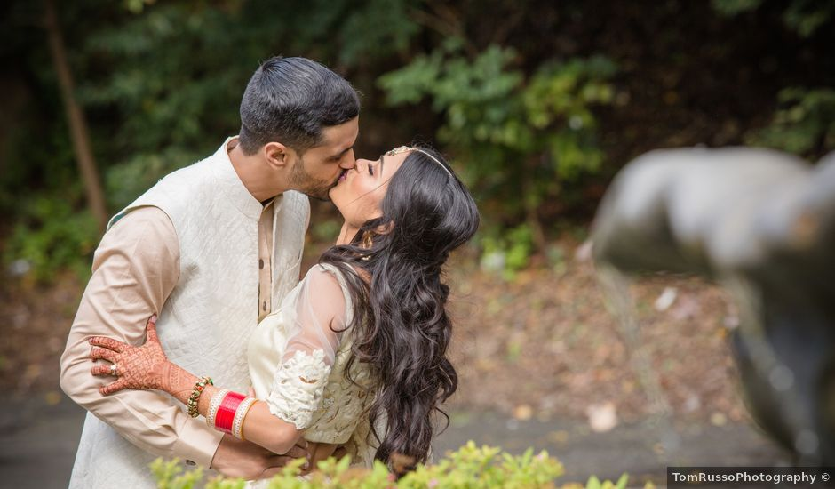 Pujush and Amrita's Wedding in Bridgewater, New Jersey