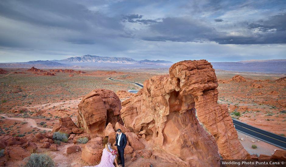 Roland and Kinga's Wedding in Las Vegas, Nevada