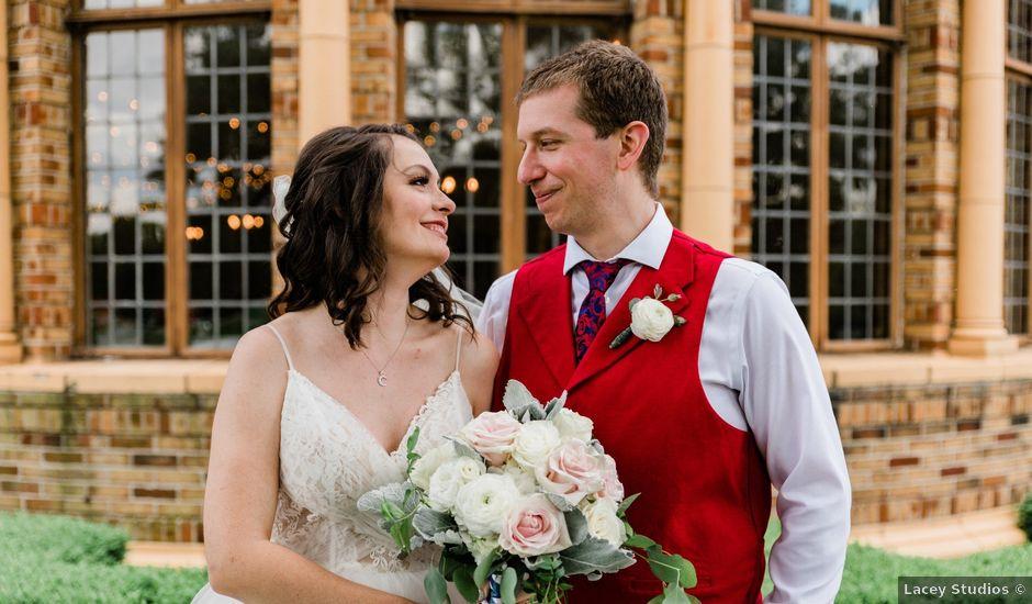 Nick and Kendra's Wedding in Grand Rapids, Ohio