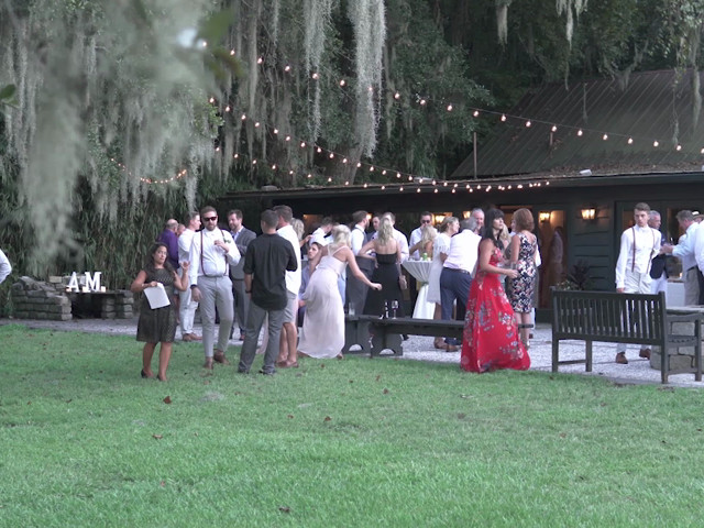 Michael and Ashley's Wedding in Charleston, South Carolina 4