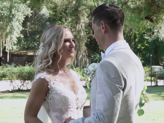 Michael and Ashley's Wedding in Charleston, South Carolina 7