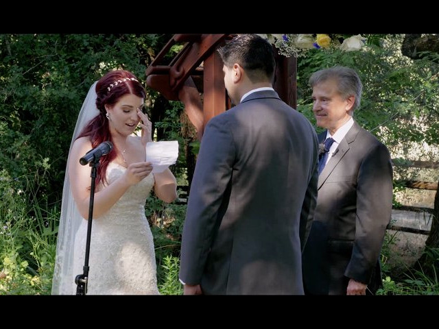 Agustin and Chelsea's Wedding in Kenwood, California 1