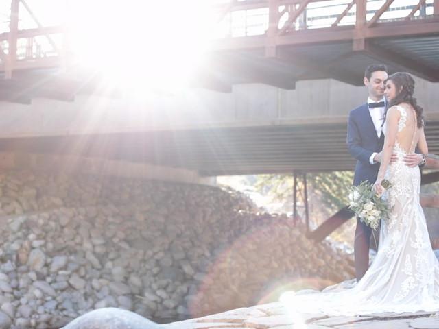 McKenzi and Andrew's Wedding in Beaver Creek, Colorado 1