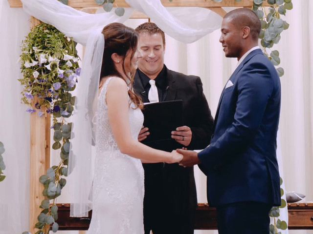 Mohaned and Devin's Wedding in Colorado Springs, Colorado 1
