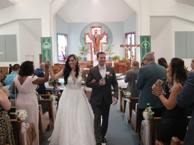 Tommy and Yessica's Wedding in La Jolla, California 1
