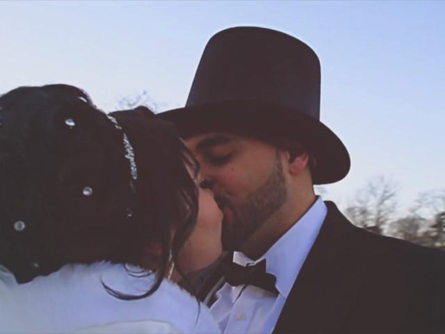 Radia and Ahmad's Wedding in Verona, New Jersey 1