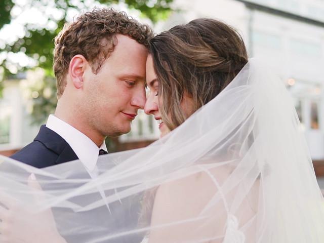 Christian and Monika's Wedding in Lynchburg, Virginia 1