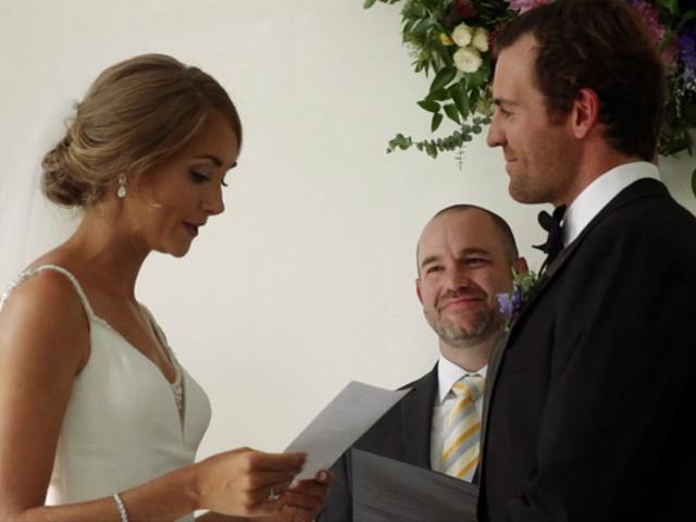 Thomas and Annaliese's Wedding in Warwick, Rhode Island 1