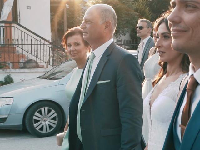 Iro and Nikos's Wedding in Thessaloniki, Greece 1