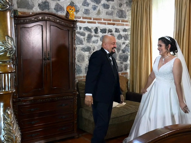 Faby and Hector's Wedding in Houston, Texas 4